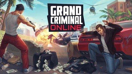 Grand Criminal Online Apk Mod Mod Menu + Munição Infinita