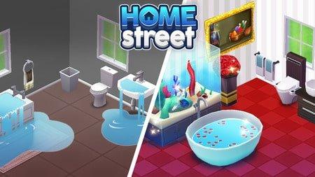 Home Street mod apk dinheiro infinito