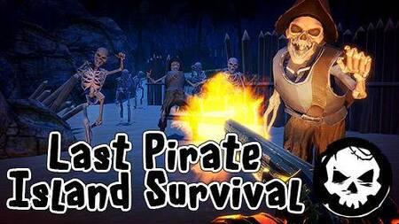 Last Pirate: Survival Island mod apk dinheiro infinito