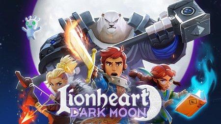 Lionheart Lua Sombria Apk Mod Dinheiro Infinito