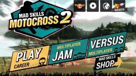 Mad Skills Motocross 2 Apk Mod Tudo Desbloqueado