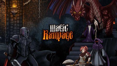 Magic Rampage Apk Mod Dinheiro Infinito