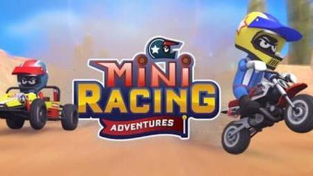Mini Racing Adventures Apk Mod Dinheiro Infinito