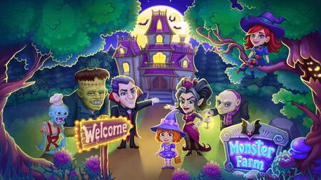 Monster Farm apk mod dinheiro infinito