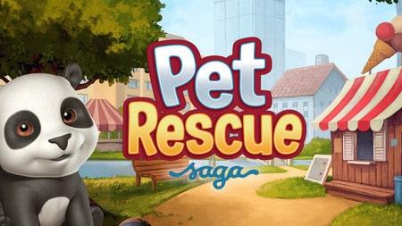 Pet Rescue Saga Apk Mod Vidas infinitas e dinheiro infinito