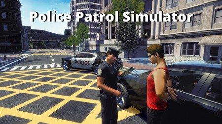 Police Patrol Simulator Apk Mod Dinheiro Infinito