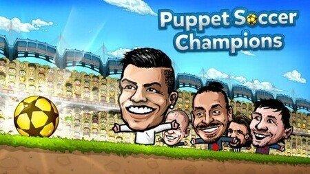 Puppet Soccer Champions Apk Mod Mod Menu