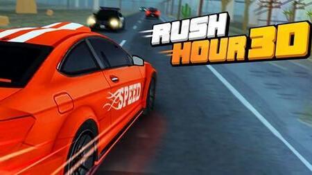 Rush Hour 3D Mod Apk Dinheiro Infinito