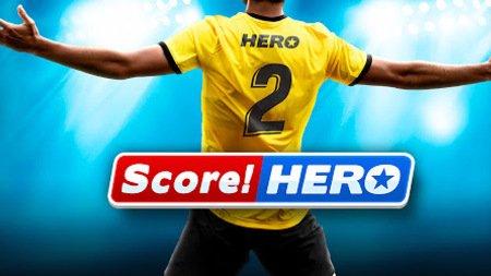 Score Hero 2 Apk Mod Dinheiro Infinito