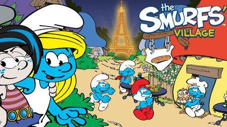 Smurfs Village Apk Mod Dinheiro Infinito