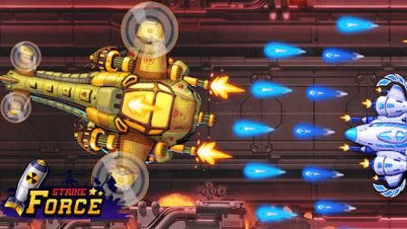 Strike Force Arcade Shooter Apk Mod Dinheiro Infinito