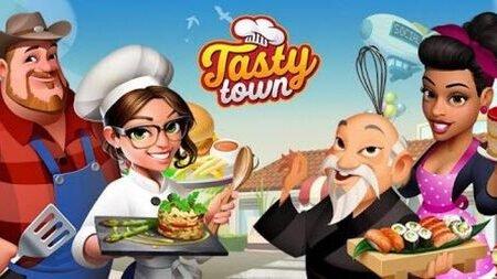 Tasty Town Mod Apk Mod Menu