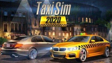 Taxi Sim 2020 Apk Mod Dinheiro Infinito