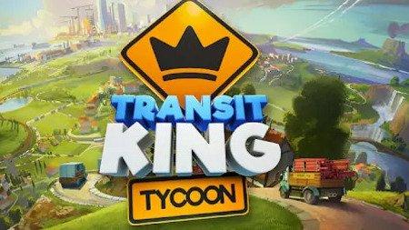 Transit King Tycoon mod apk dinheiro infinito
