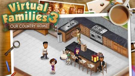 Virtual Families 3 Mod Apk Dinheiro Infinito
