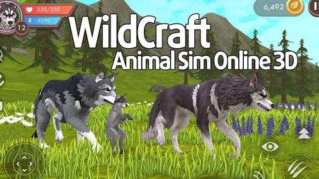 Wildcraft Mod Apk Dinheiro Infinito