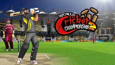 World Cricket Championship 2 Apk Mod Dinheiro Infinito
