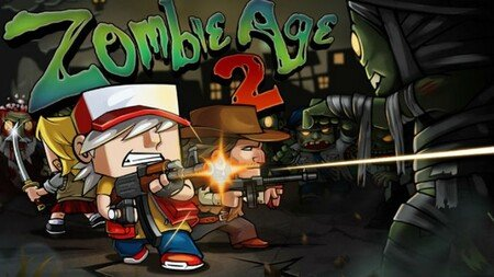 Zombie Age 2 Apk Mod Dinheiro Infinito