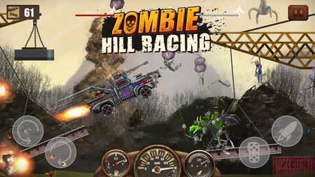 Zombie Hill Racing Mod Apk Dinheiro Infinito