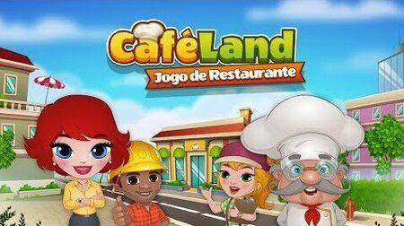 Cafeland apk mod dinheiro infinito