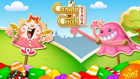 Candy Crush Saga apk mod tudo infinito