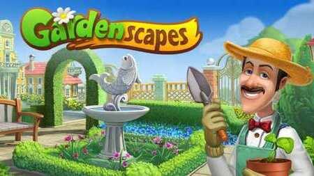 Gardenscapes Apk Mod Dinheiro Infinito e Estrelas Infinitas