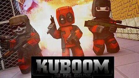 Kuboom Mod Apk dinheiro infinito Mod Menu