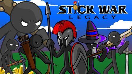 stick war legacy mod apk dinheiro infinito