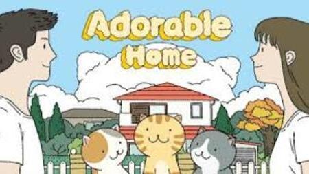 Adorable Home Apk Mod Coração e Dinheiro Infinito