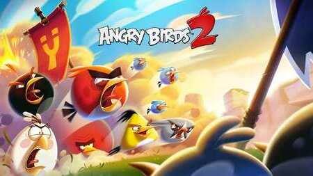 Angry Birds 2 Apk Mod Dinheiro Infinito