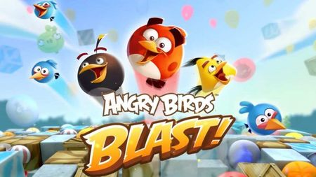 Angry Birds Blast apk mod Dinheiro Infinito