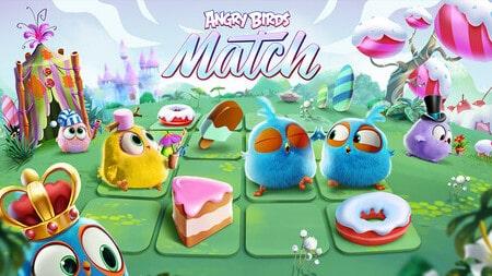 Angry Birds Match apk mod dinheiro infinito