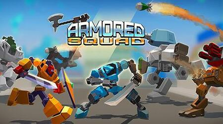 Armored Squad mod apk dinheiro infinito