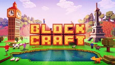 Block Craft 3D apk mod gemas infinitas e dinheiro infinito