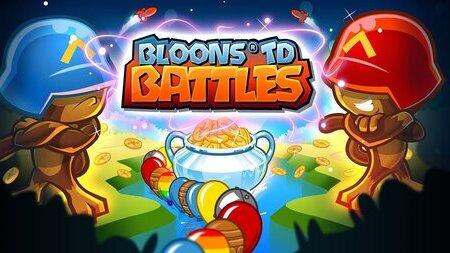 Bloons TD Battles Apk Mod dinheiro infinito