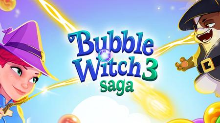 Bubble Witch 3 Saga Apk Mod dinheiro infinito
