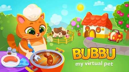 Bubbu: My virtual Pet Apk mod Dinheiro Infinito