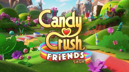Candy Crush Friends Apk Mod Vidas Infinitas