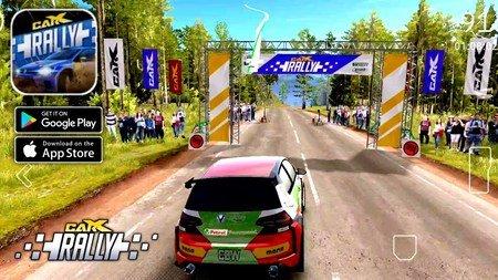 Carx Rally Apk Mod Dinheiro Infinito