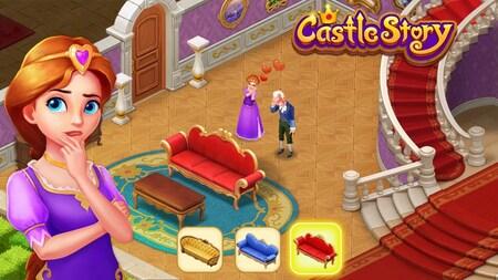 Castle Story Puzzle & Choice mod apk dinheiro infinito