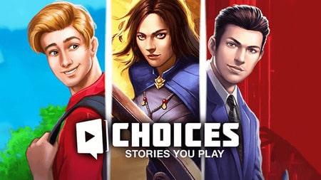 Choices Stories You Play apk mod dinheiro infinito