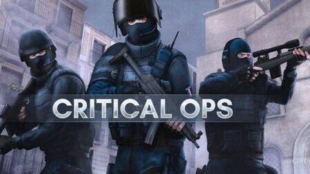 Critical Ops Apk Mod Mod Menu dinheiro infinito