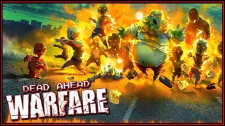 Dead Ahead Zombie Warfare mod apk dinheiro infinito