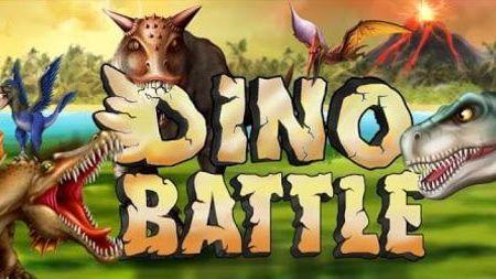 Dino Battle Mod Apk Dinheiro Infinito