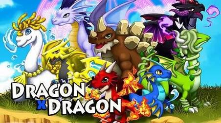 Dragon x Dragon Mod Apk dinheiro infinito