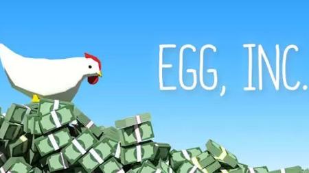 Egg Inc Mod Apk Dinheiro Infinito