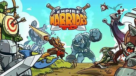 Empire Warriors TD premium mod apk dinheiro infinito