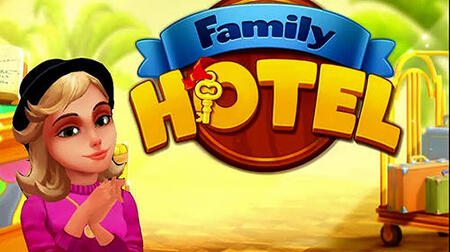 Family Hotel mod apk dinheiro infinito