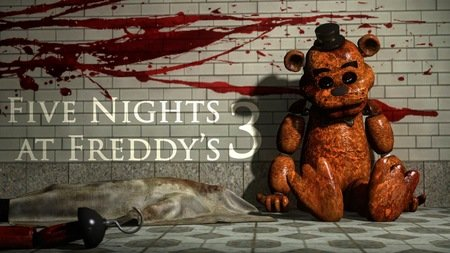 Five Nights At Freddy's 3 Mod Apk