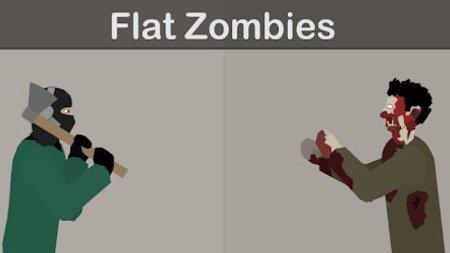 Flat Zombies: Defense & Cleanup apk mod dinheiro infinito